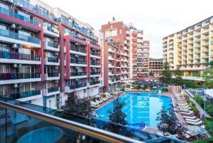Aparthotel Admiral Plaza Болгария из Киева