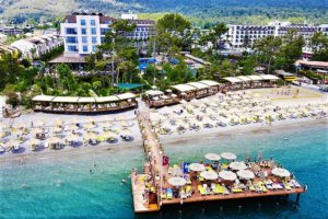 Alkoclar Exclusive Kemer (ex.Amara Wing Resort) Турция