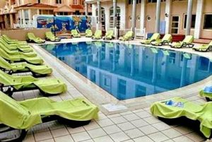 Almena Hotel Эгейское побережье