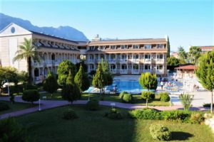 Ares Hotel Kemer Турция