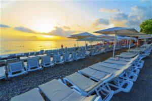 Armas Beach Hotel Турция