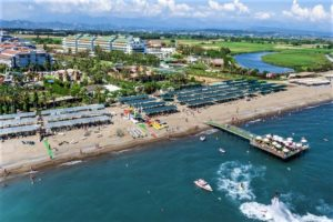 Belek Beach Resort Турция