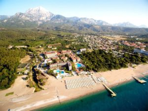 Club Hotel Phaselis Rose Турция