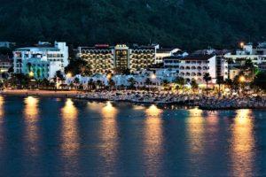 Elite World Marmaris Hotel Эгейское побережье