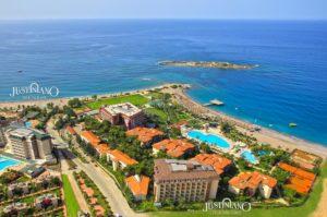 Justiniano Club Park Conti Турция