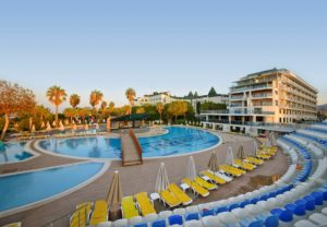 MC Beach & Resort Hotel Турция