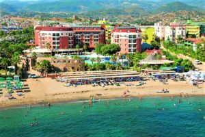 Palmeras Hotel (ex. Club Insula) Турция