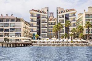 Poseidon Hotel Эгейское побережье