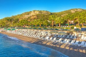 Seagull Beach Hotel Турция