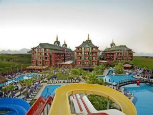 Siam Elegance Hotel & Spa Турция