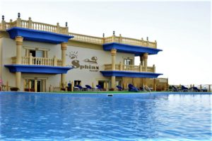 Sphinx Aqua Park Beach Resort  Хургада