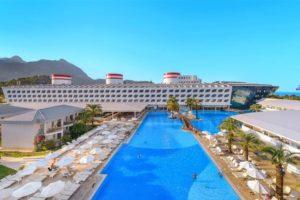 Trans Atlantik Hotel Турция