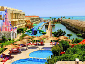 Panorama Bungalows Hurghada  Хургада