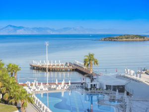 Grand Park Bodrum (ex. Yelken Resort) Эгейское побережье