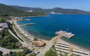 Vogue Hotel Bodrum Эгейское побережье