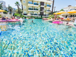 Mersoy Bella Vista Suites Эгейское побережье