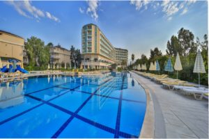 Hedef Beach Resort & Spa Турция