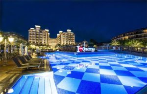 Quattro Beach Spa & Resort (регион - Аланья) Турция