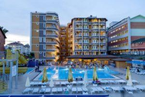 Senza Hotels Inova Beach (регион - Аланья) Турция