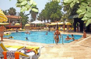Bone Club SVS Hotel (регион - Аланья) Горящие туры