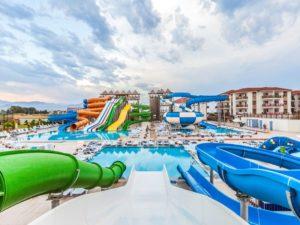 Eftalia Aqua Resort (регион - Аланья) Горящие туры