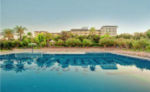 M.C Mahberi Beach Hotel (регион - Аланья) Горящие туры