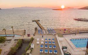 Tiana Beach Hotel (ex.Kerem Resort) (регион - Бодрум) Эгейское побережье
