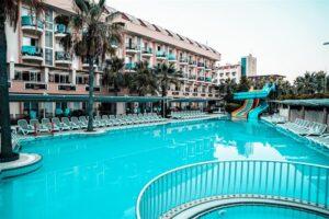 Camyuva Beach Hotel Горящие туры