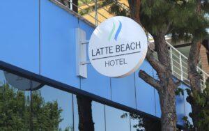 Latte Beach Hotel  Турция