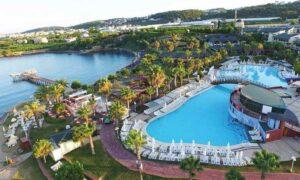 Oz Hotels Incekum Beach Resort Турция
