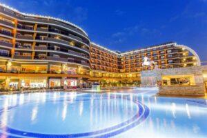 Senza The Inn Resort & Spa Турция