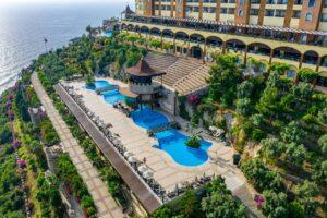 Utopia World Hotel (регион - Аланья) Турция