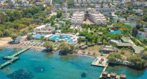 Golden Age Bodrum Hotel Эгейское побережье
