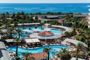 Crystal Admiral Resort Suites & Spa Турция